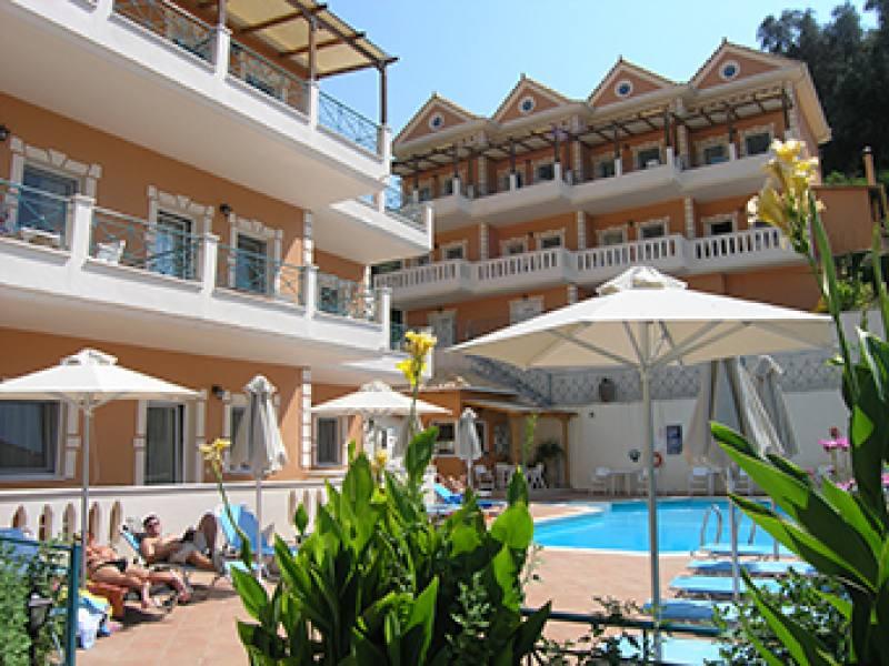 Appartementen Villa Andreas - Parga - Preveza